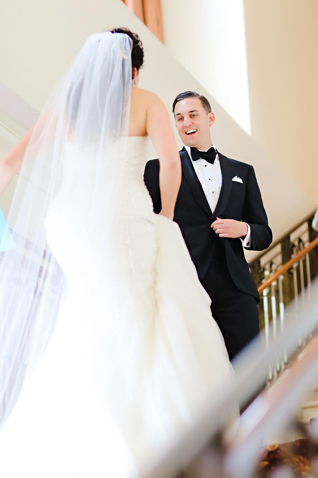 043 Liz Eric Indiana Landmarks Wedding