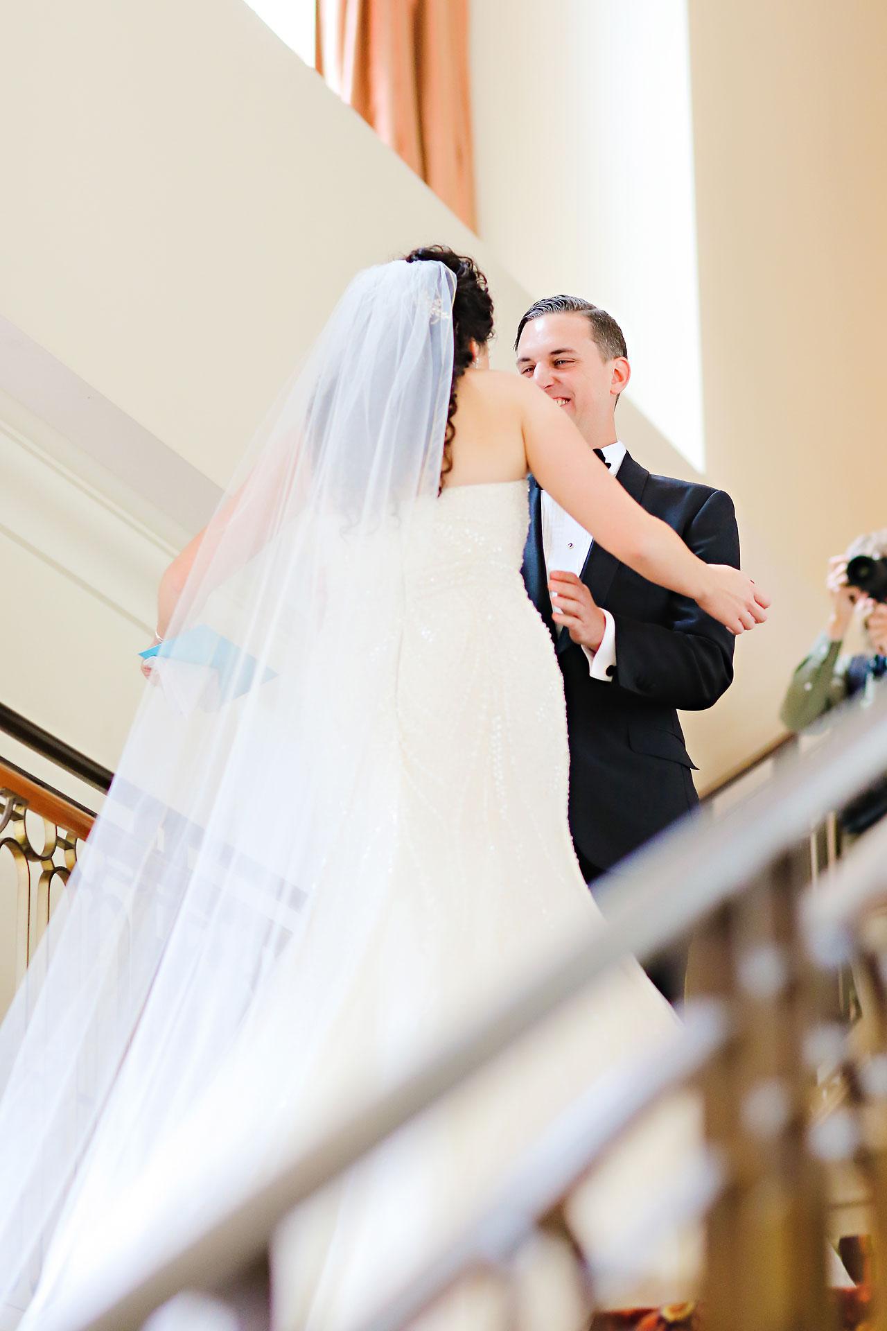 045 Liz Eric Indiana Landmarks Wedding