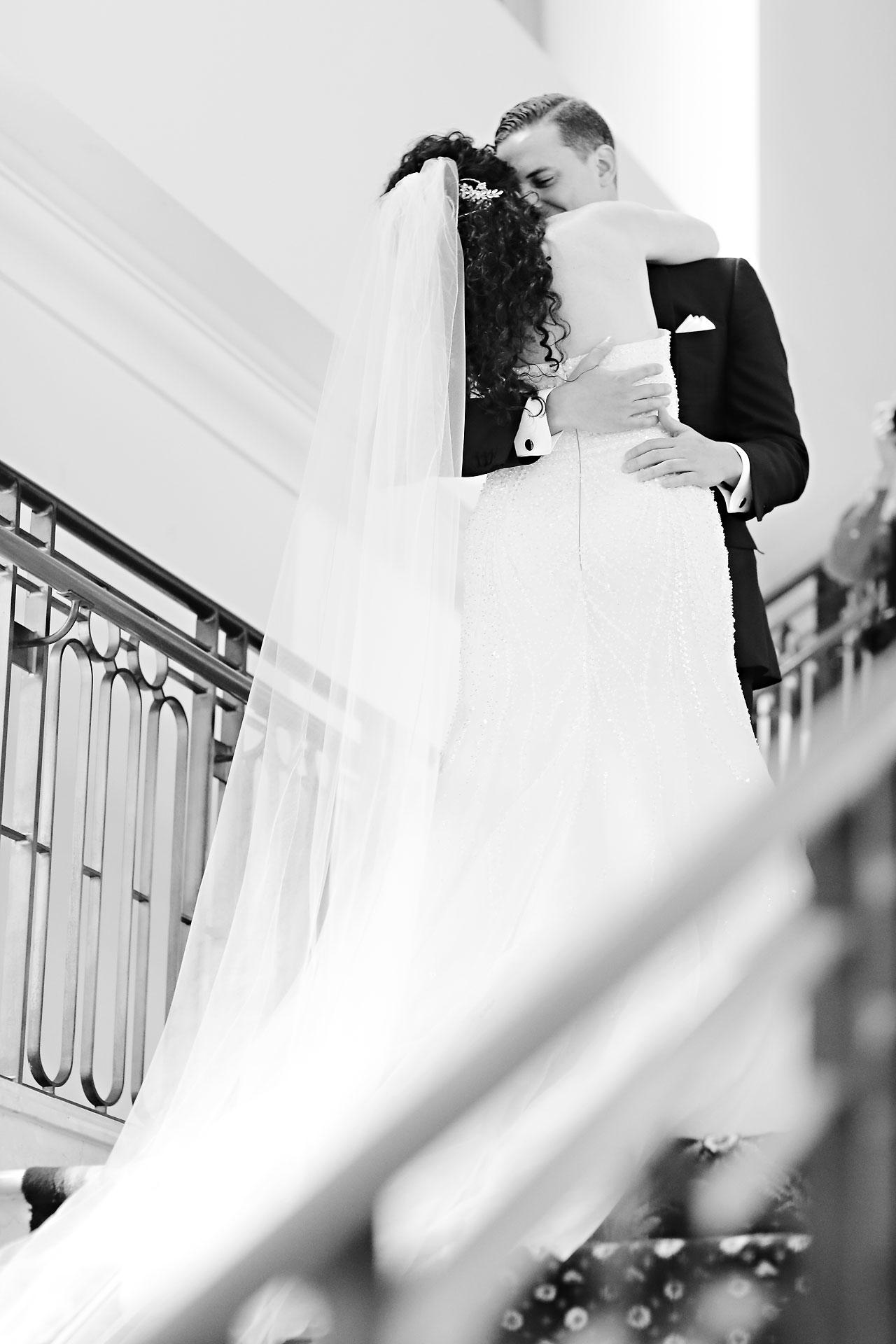046 Liz Eric Indiana Landmarks Wedding
