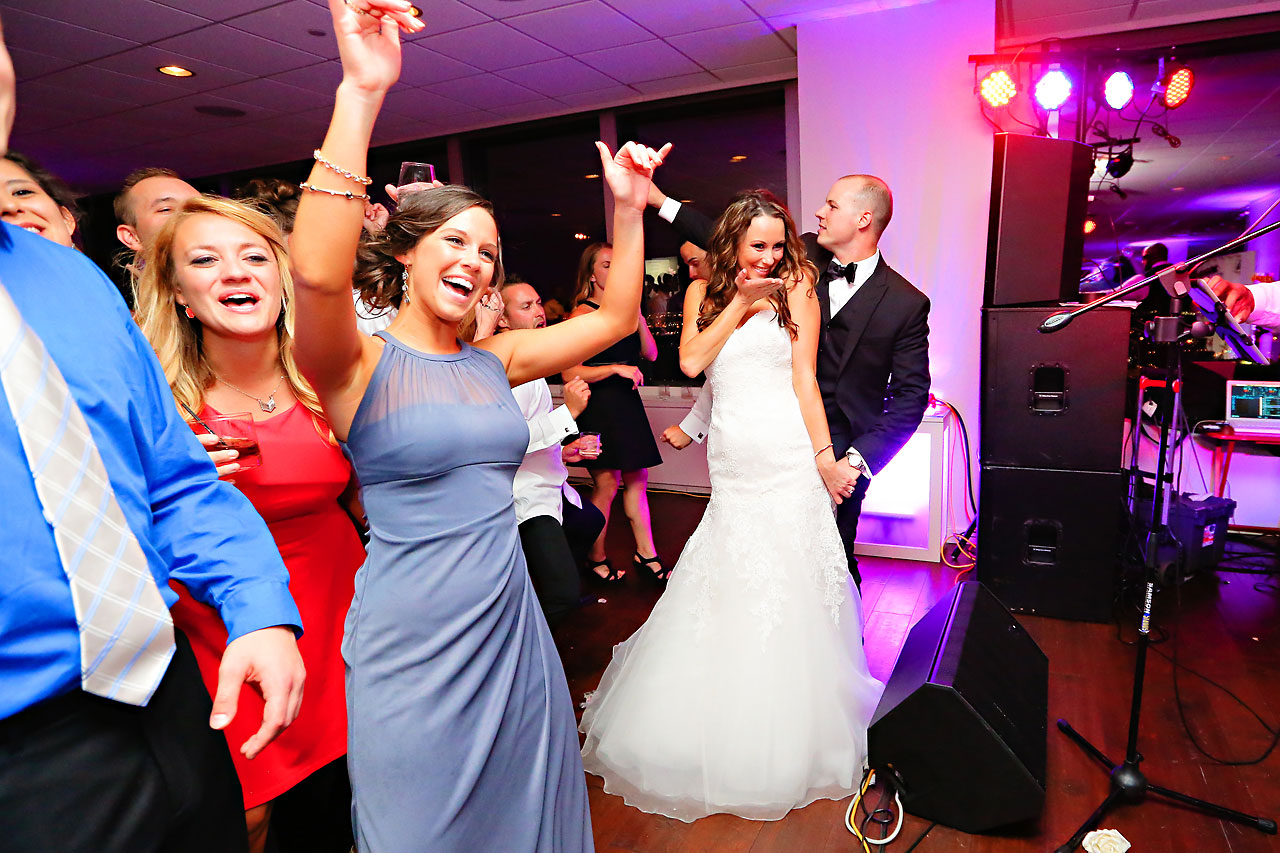 Alli Brett Indianapolis DAmore Wedding 396