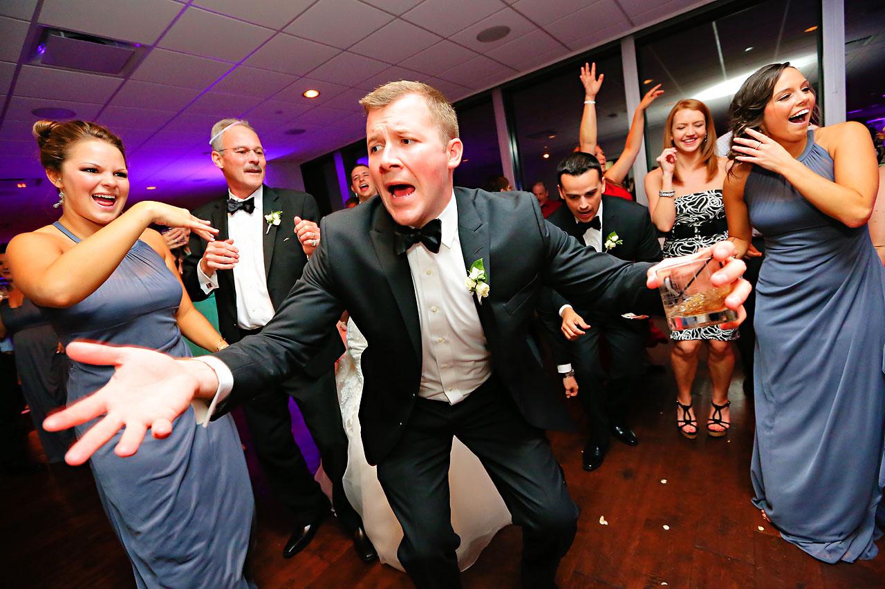 Alli Brett Indianapolis DAmore Wedding 393