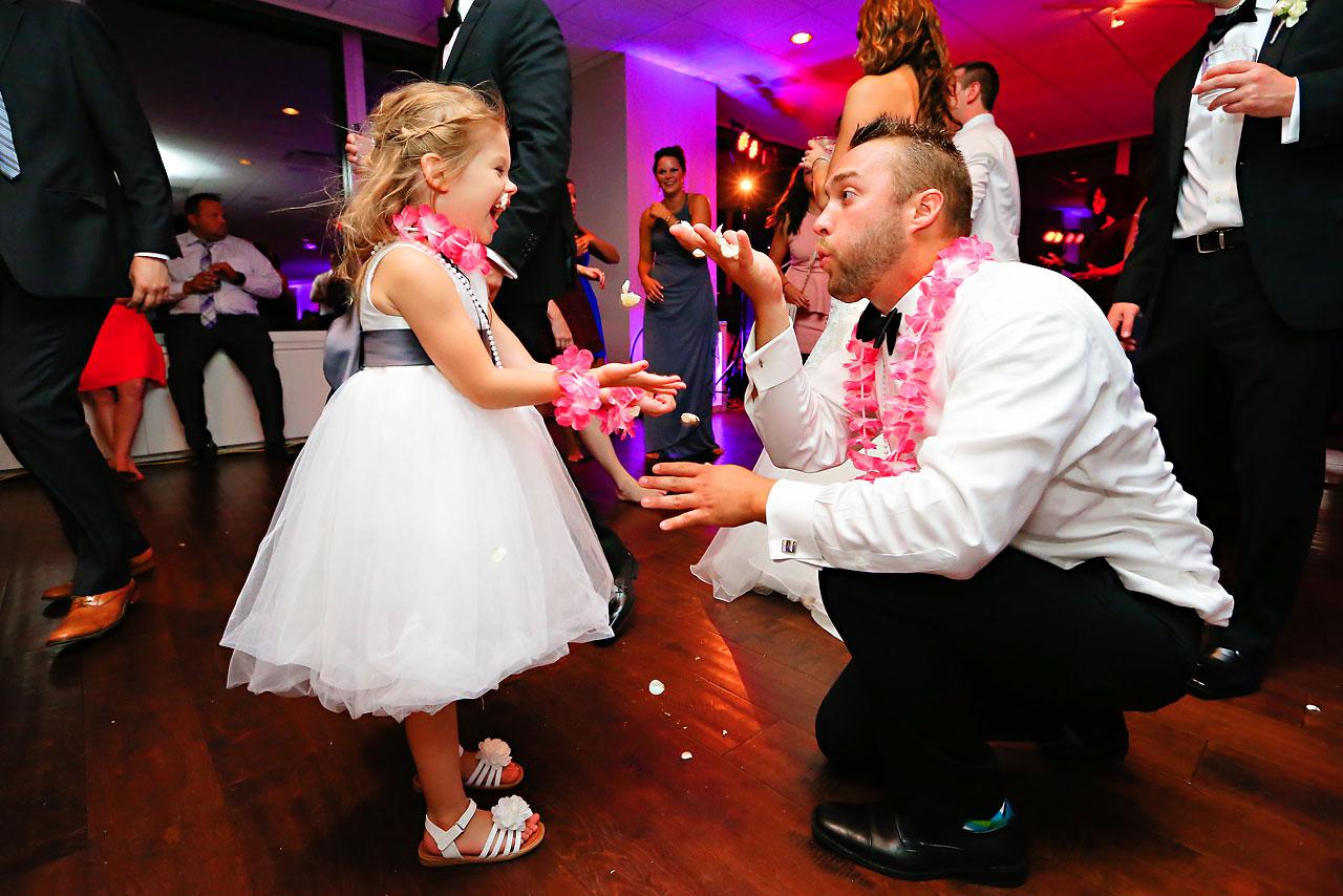 Alli Brett Indianapolis DAmore Wedding 389