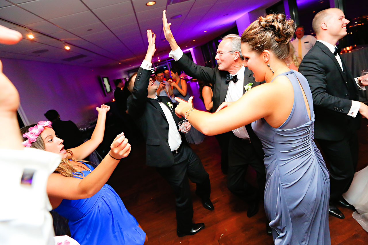 Alli Brett Indianapolis DAmore Wedding 391