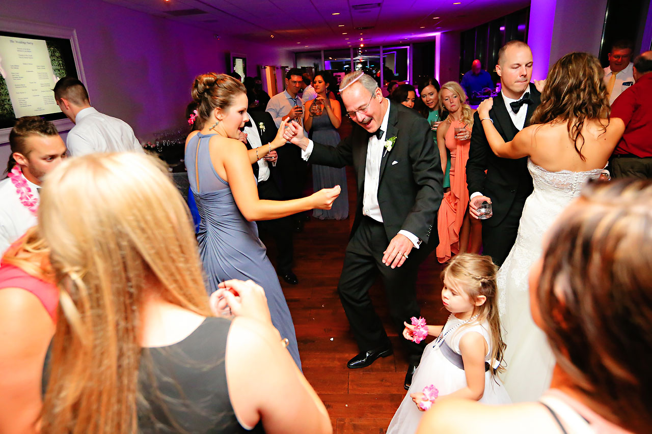 Alli Brett Indianapolis DAmore Wedding 388