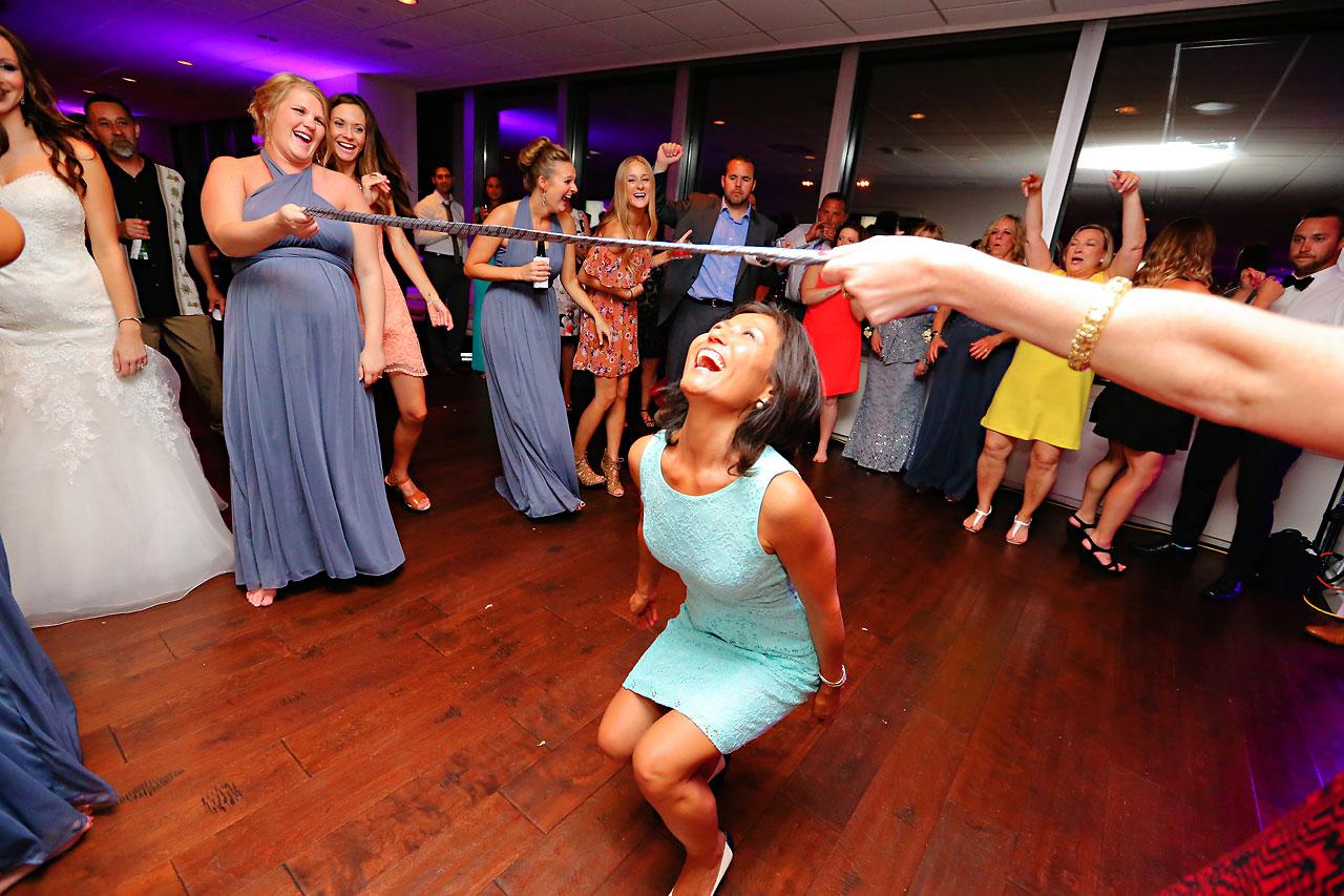 Alli Brett Indianapolis DAmore Wedding 385