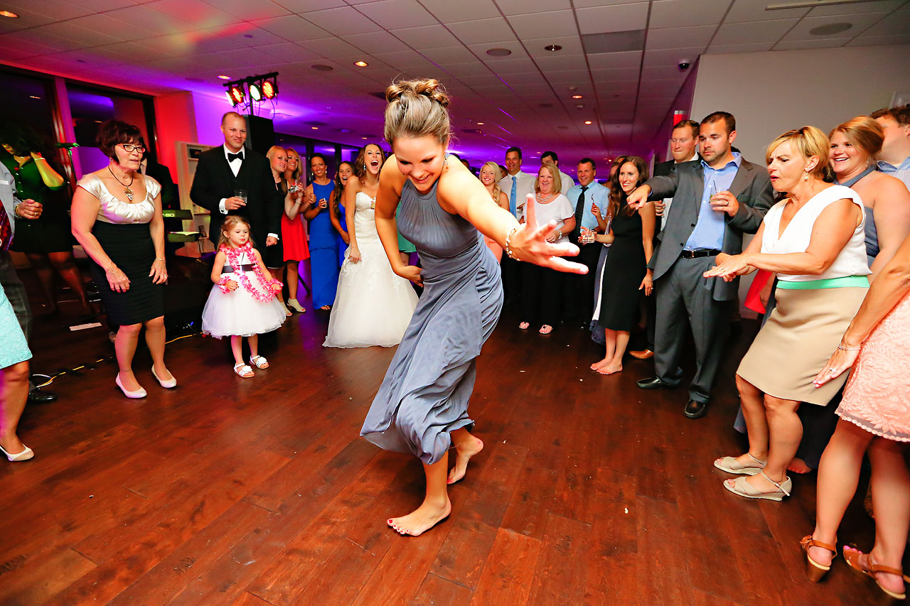 Alli Brett Indianapolis DAmore Wedding 382