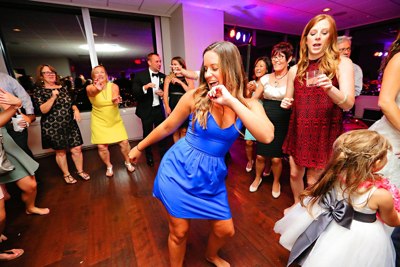 Alli Brett Indianapolis DAmore Wedding 379