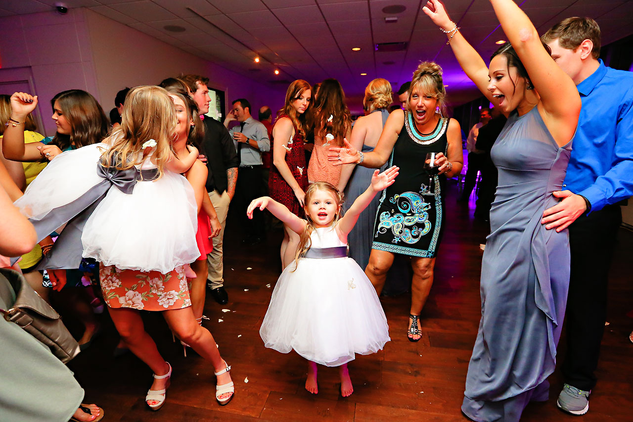 Alli Brett Indianapolis DAmore Wedding 374