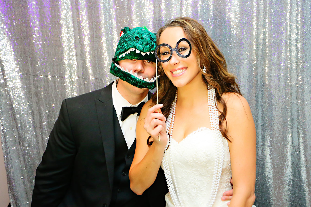 Alli Brett Indianapolis DAmore Wedding 372