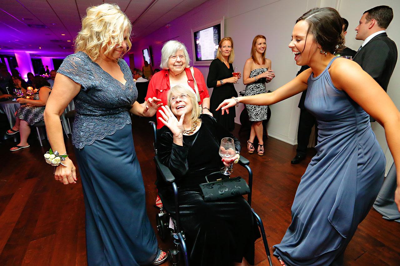 Alli Brett Indianapolis DAmore Wedding 369