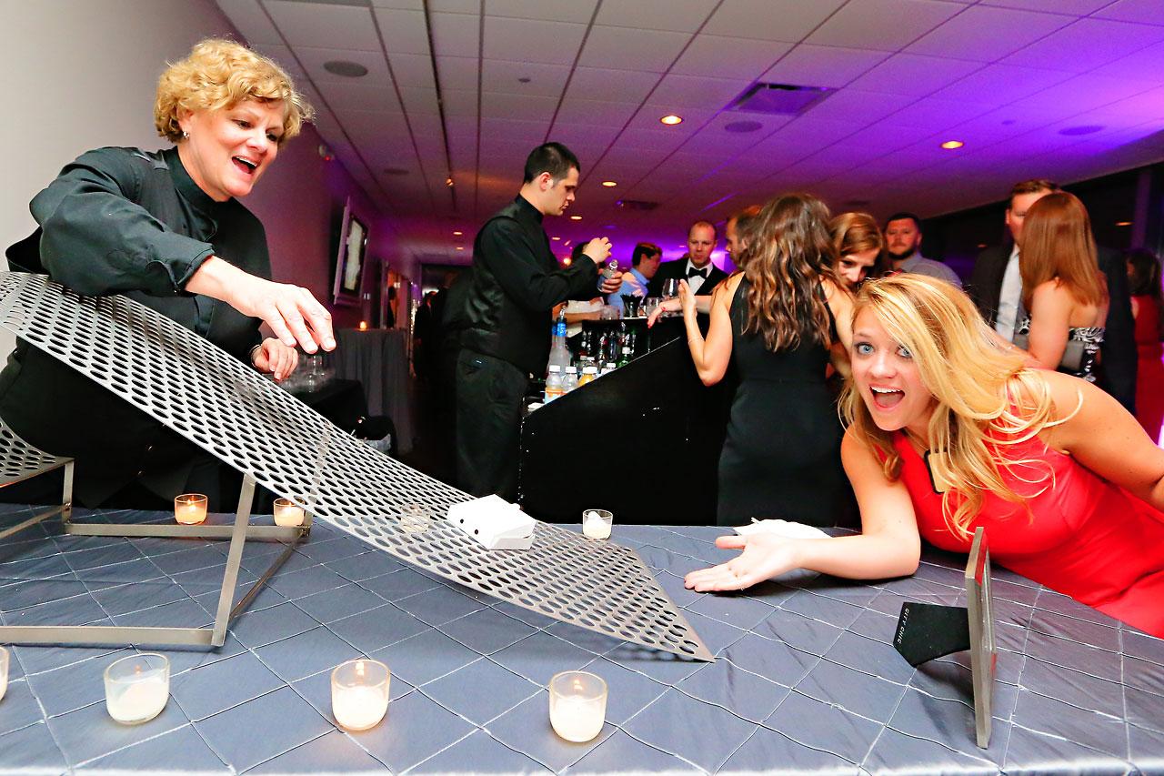 Alli Brett Indianapolis DAmore Wedding 370