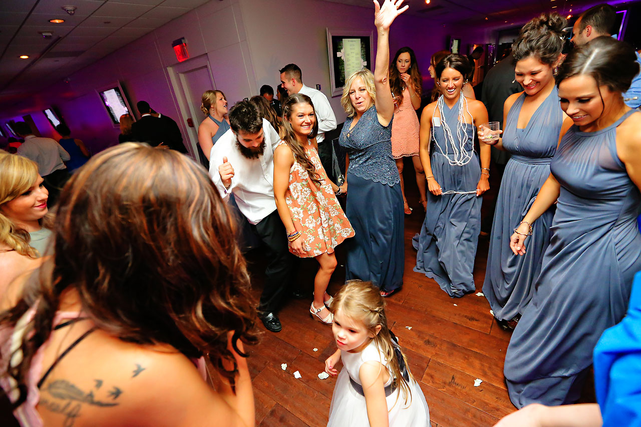 Alli Brett Indianapolis DAmore Wedding 366