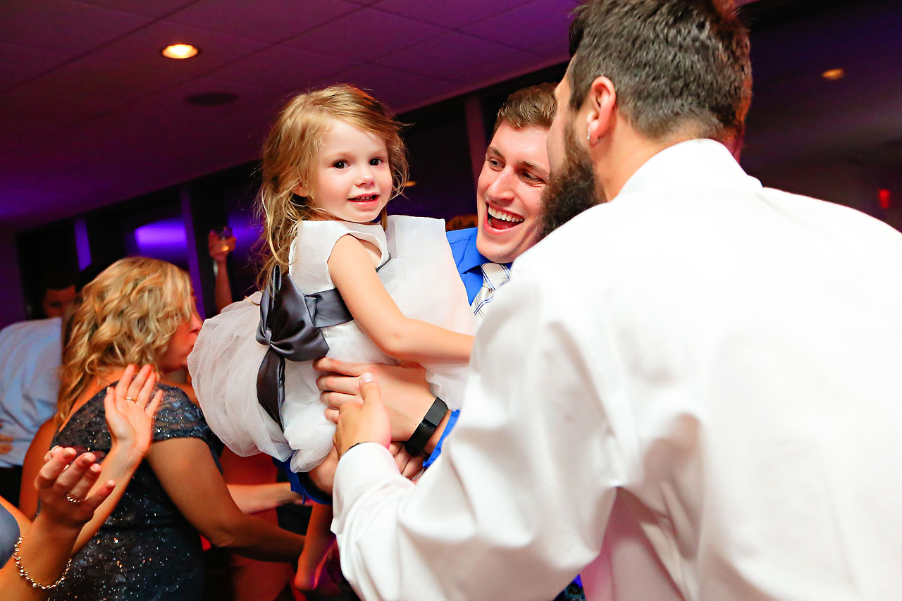 Alli Brett Indianapolis DAmore Wedding 363