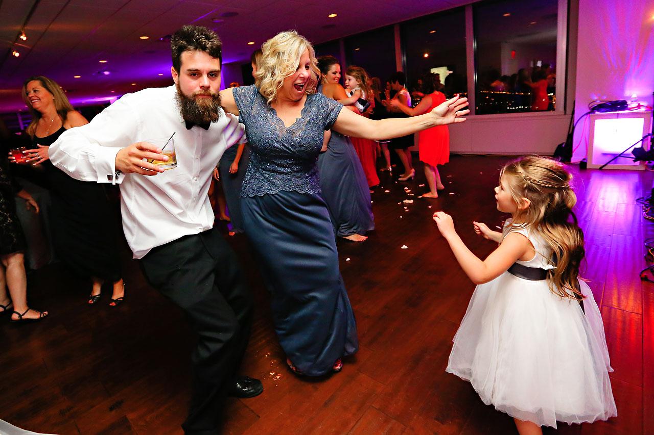 Alli Brett Indianapolis DAmore Wedding 361