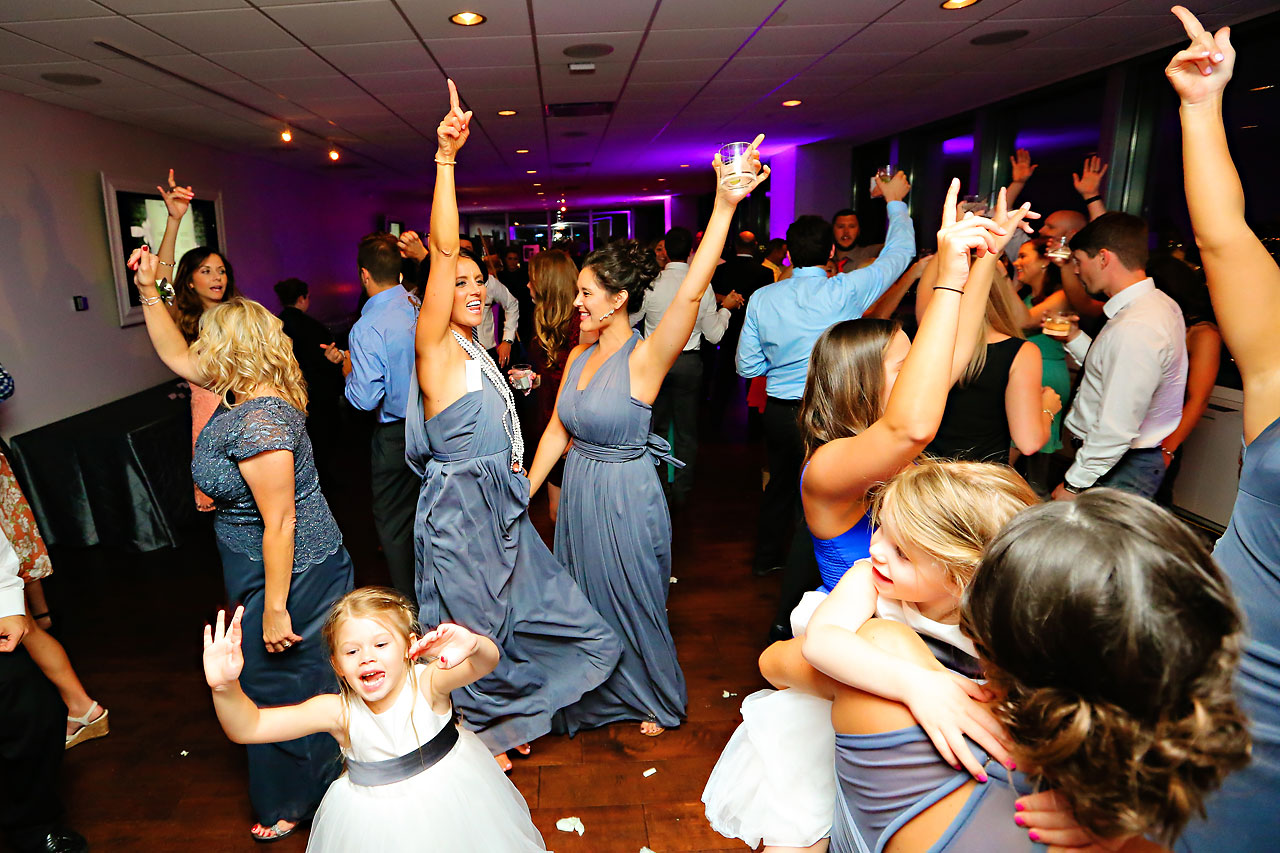 Alli Brett Indianapolis DAmore Wedding 362