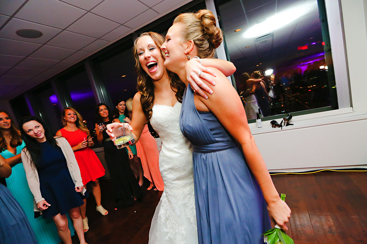 Alli Brett Indianapolis DAmore Wedding 356