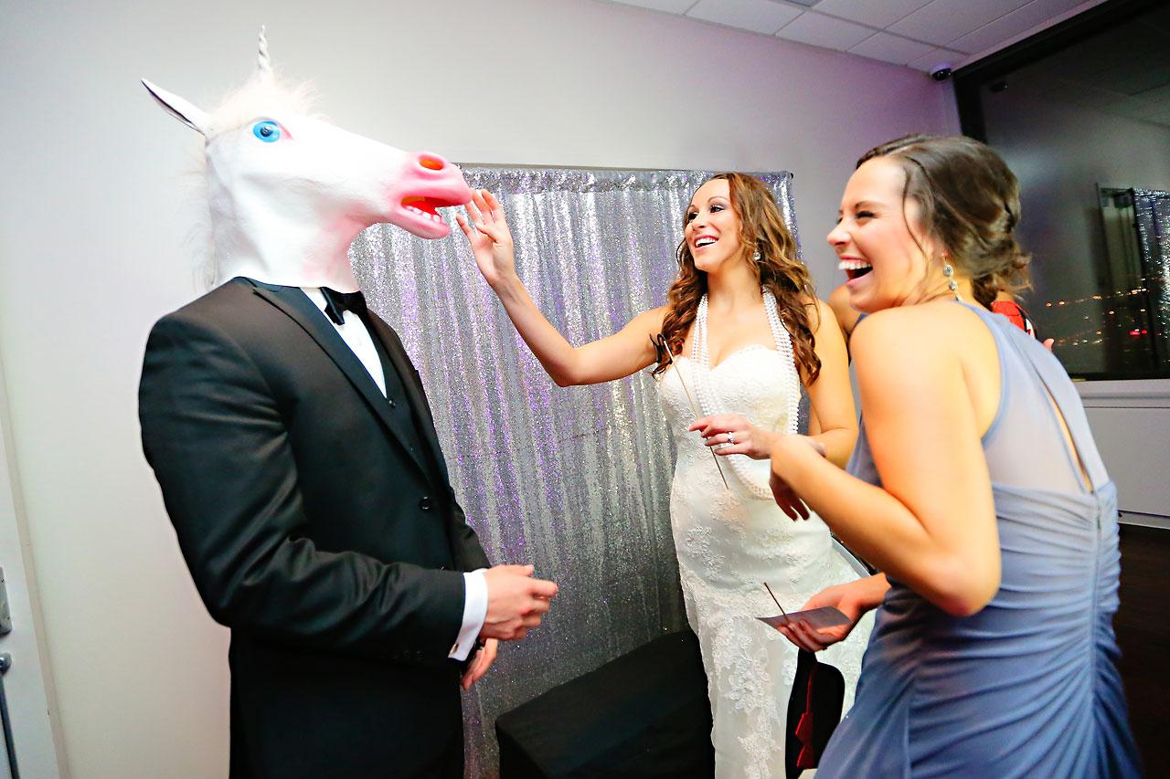 Alli Brett Indianapolis DAmore Wedding 353