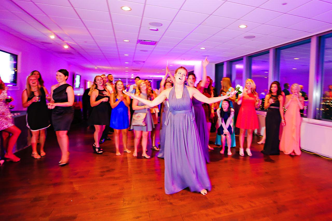 Alli Brett Indianapolis DAmore Wedding 354
