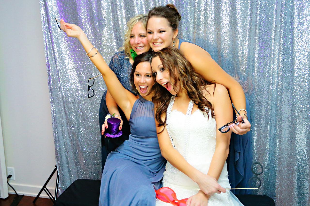 Alli Brett Indianapolis DAmore Wedding 352