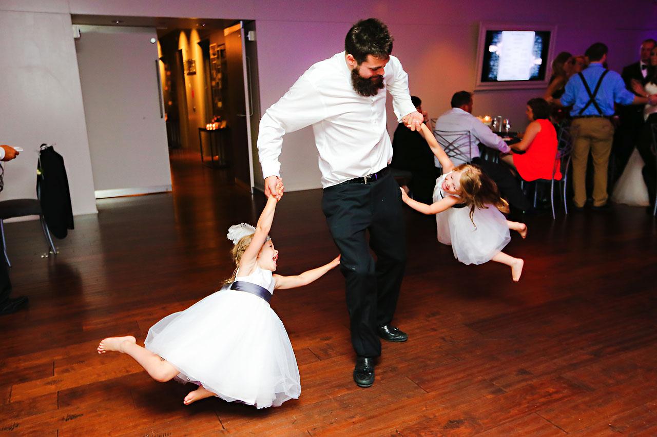 Alli Brett Indianapolis DAmore Wedding 348