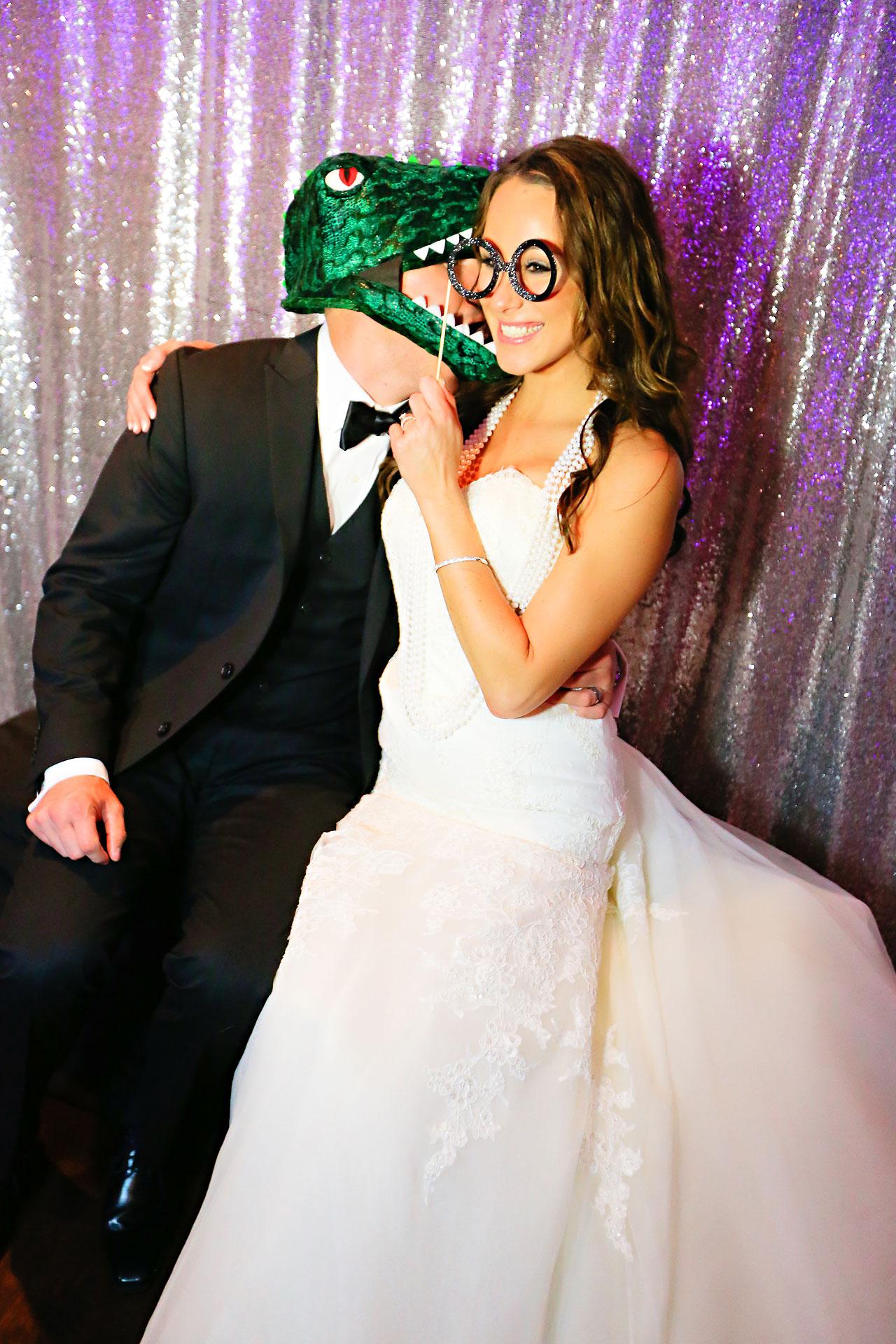 Alli Brett Indianapolis DAmore Wedding 345