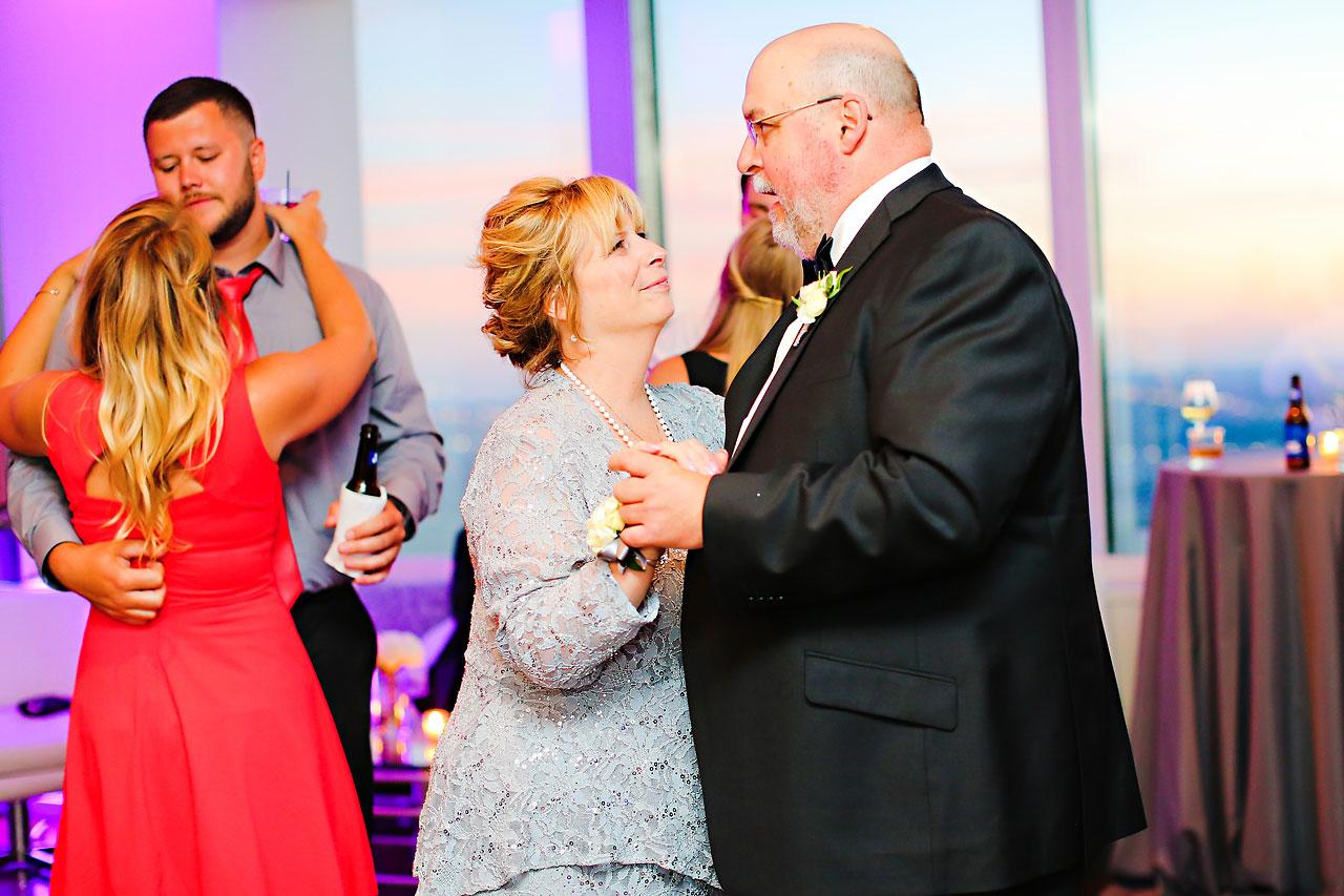 Alli Brett Indianapolis DAmore Wedding 341