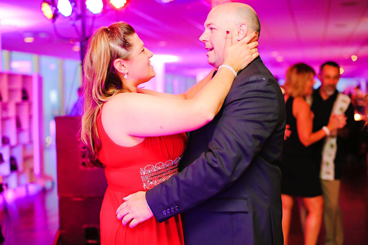 Alli Brett Indianapolis DAmore Wedding 339