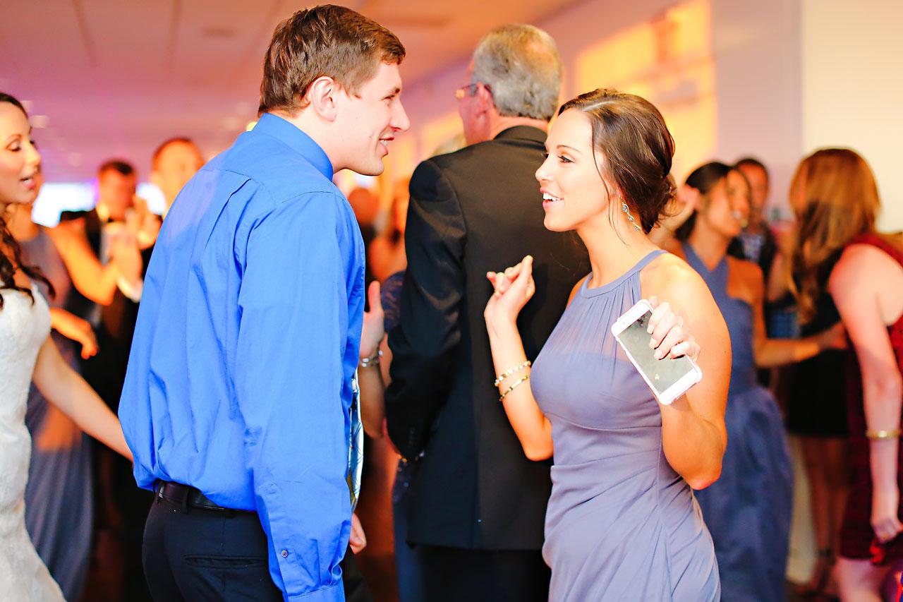 Alli Brett Indianapolis DAmore Wedding 336