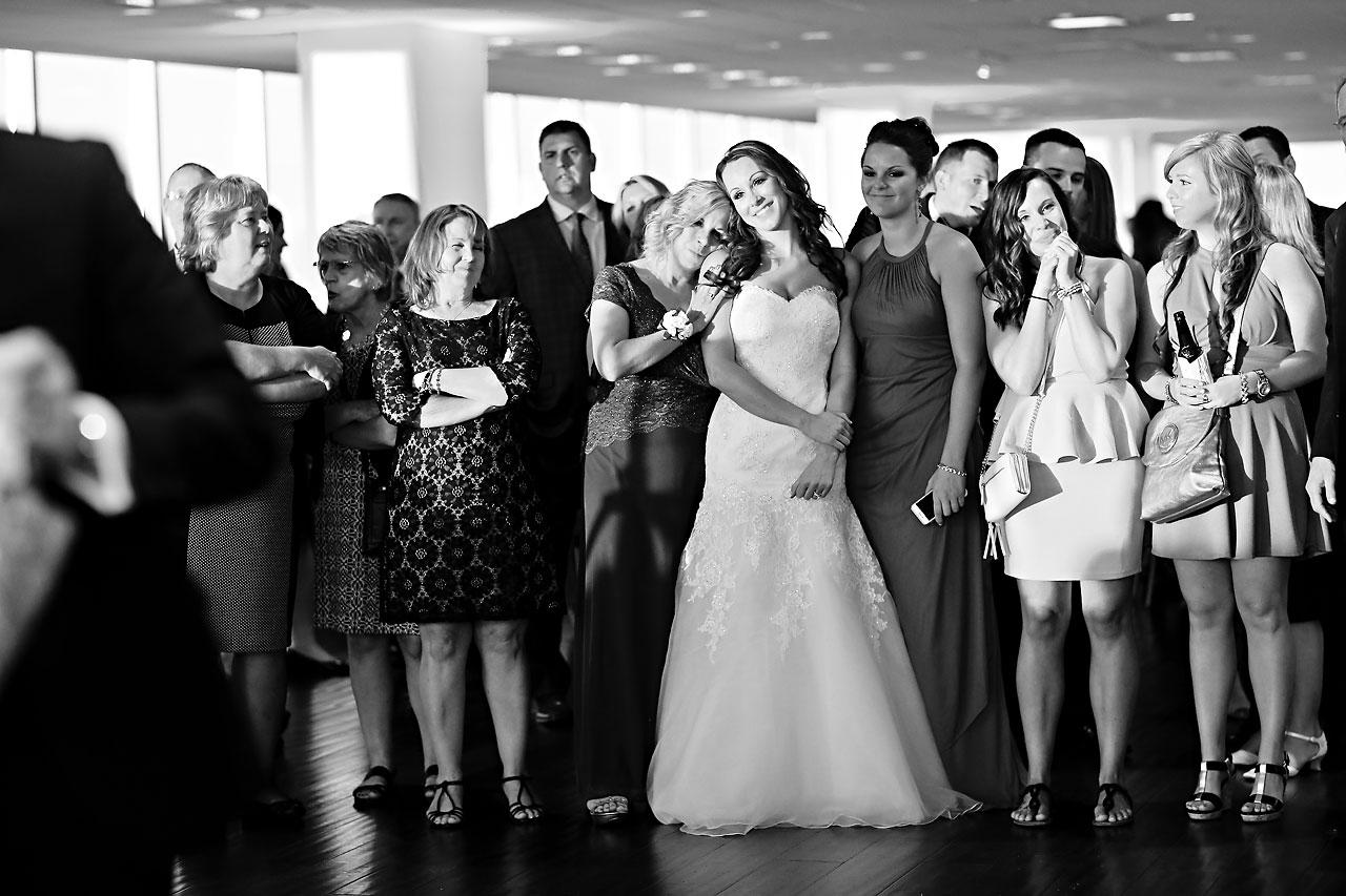 Alli Brett Indianapolis DAmore Wedding 332