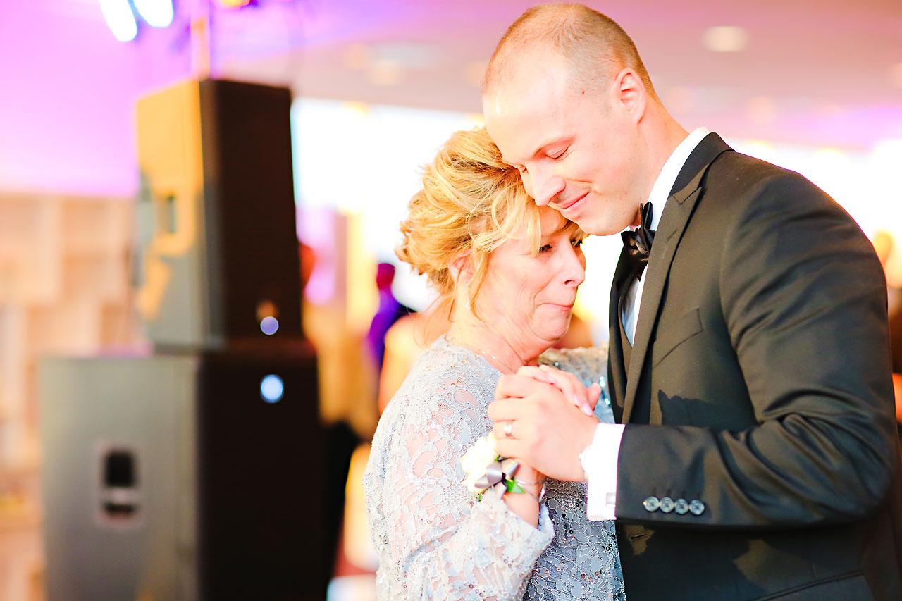 Alli Brett Indianapolis DAmore Wedding 329