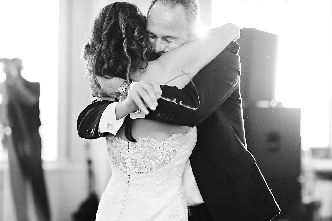 Alli Brett Indianapolis DAmore Wedding 325