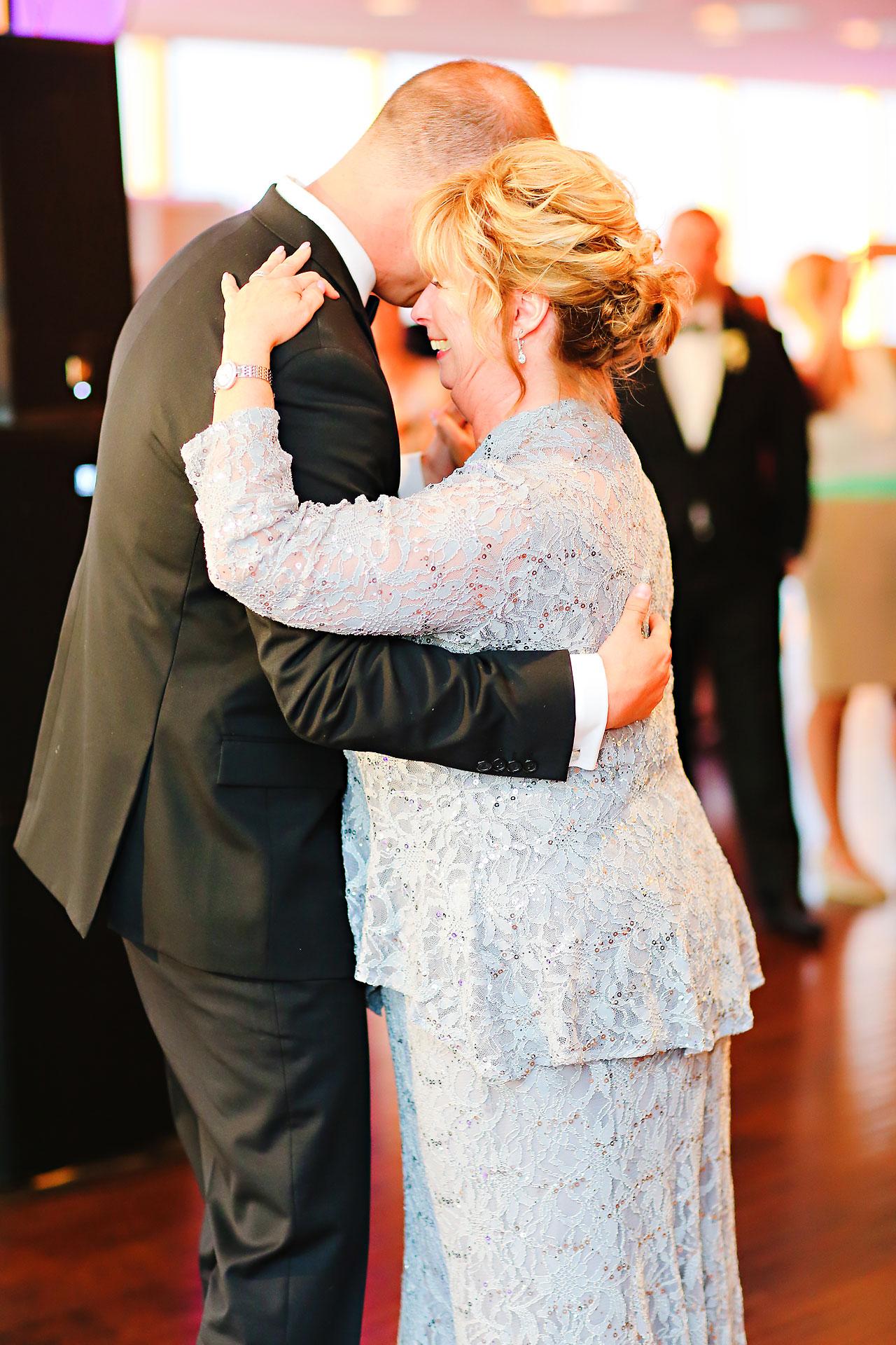 Alli Brett Indianapolis DAmore Wedding 327