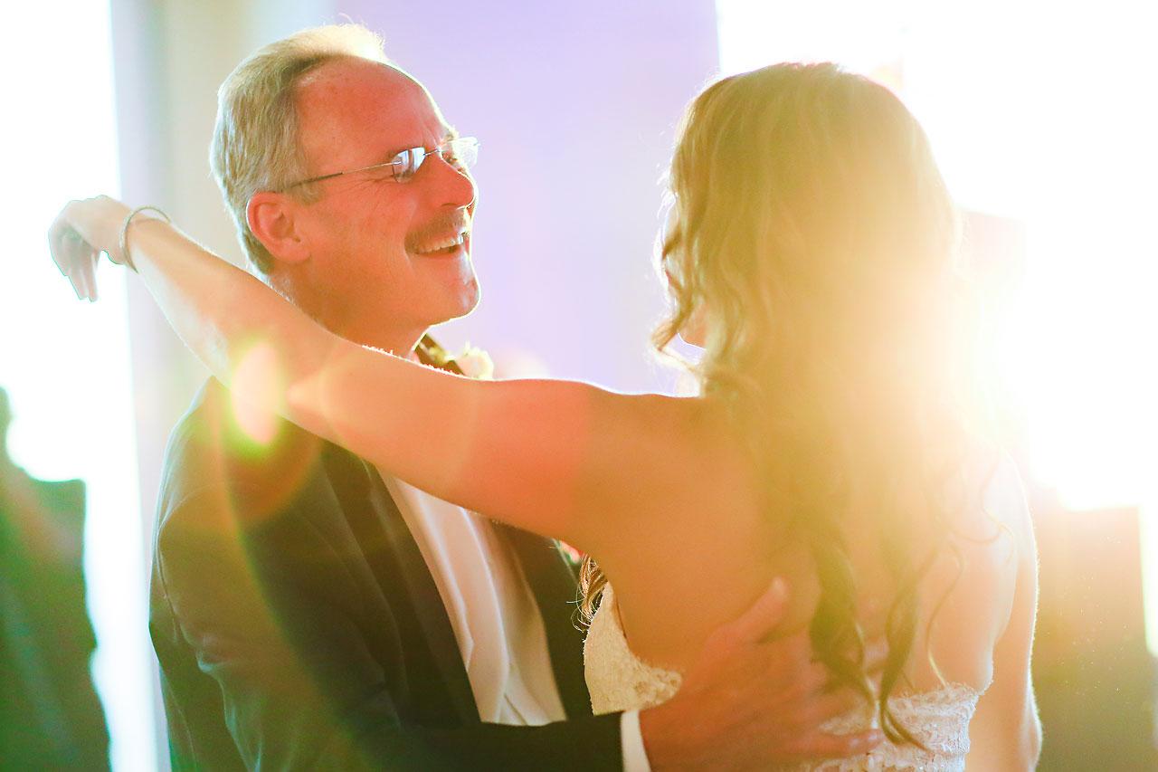 Alli Brett Indianapolis DAmore Wedding 324