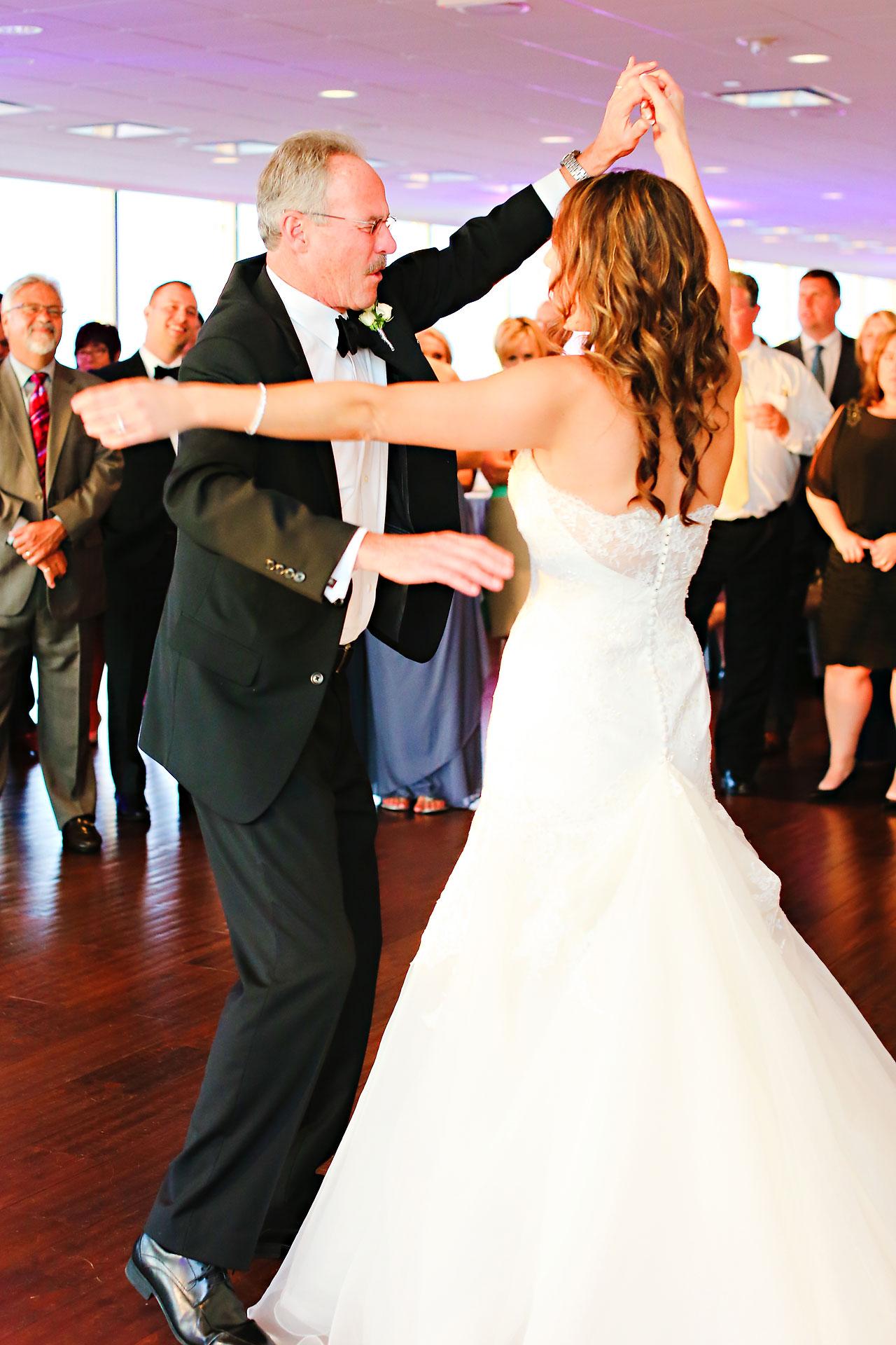 Alli Brett Indianapolis DAmore Wedding 319