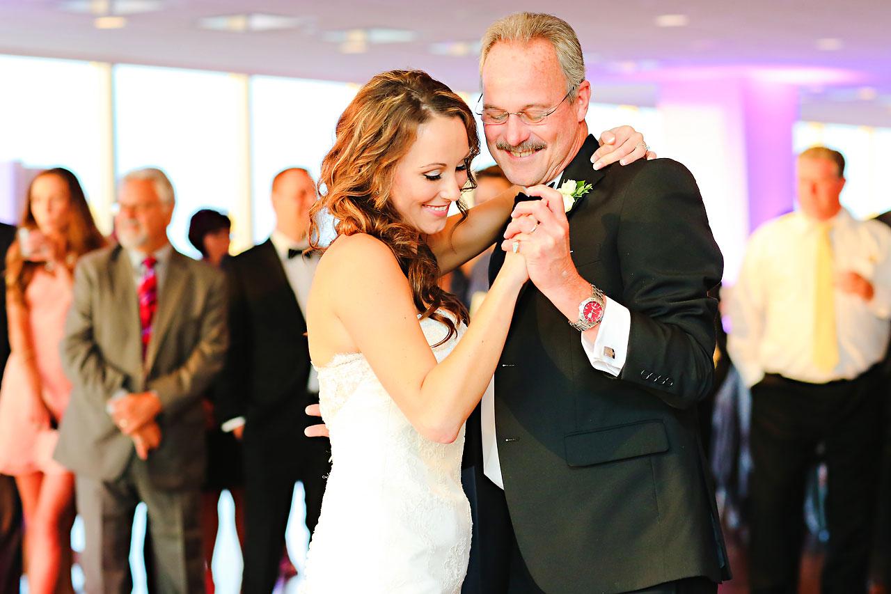 Alli Brett Indianapolis DAmore Wedding 320