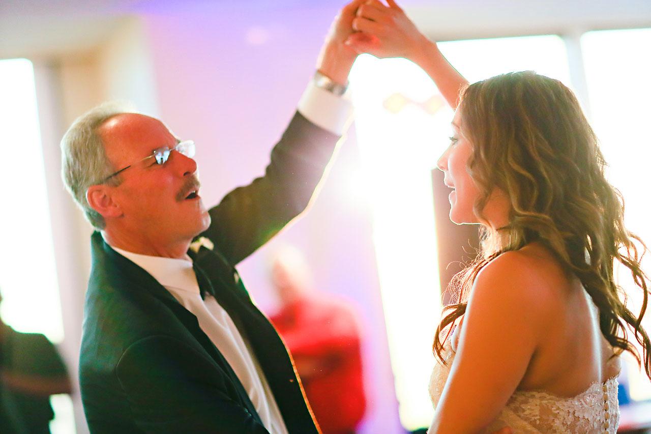 Alli Brett Indianapolis DAmore Wedding 317