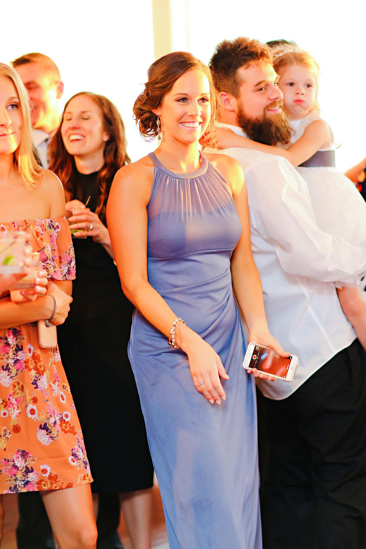 Alli Brett Indianapolis DAmore Wedding 318