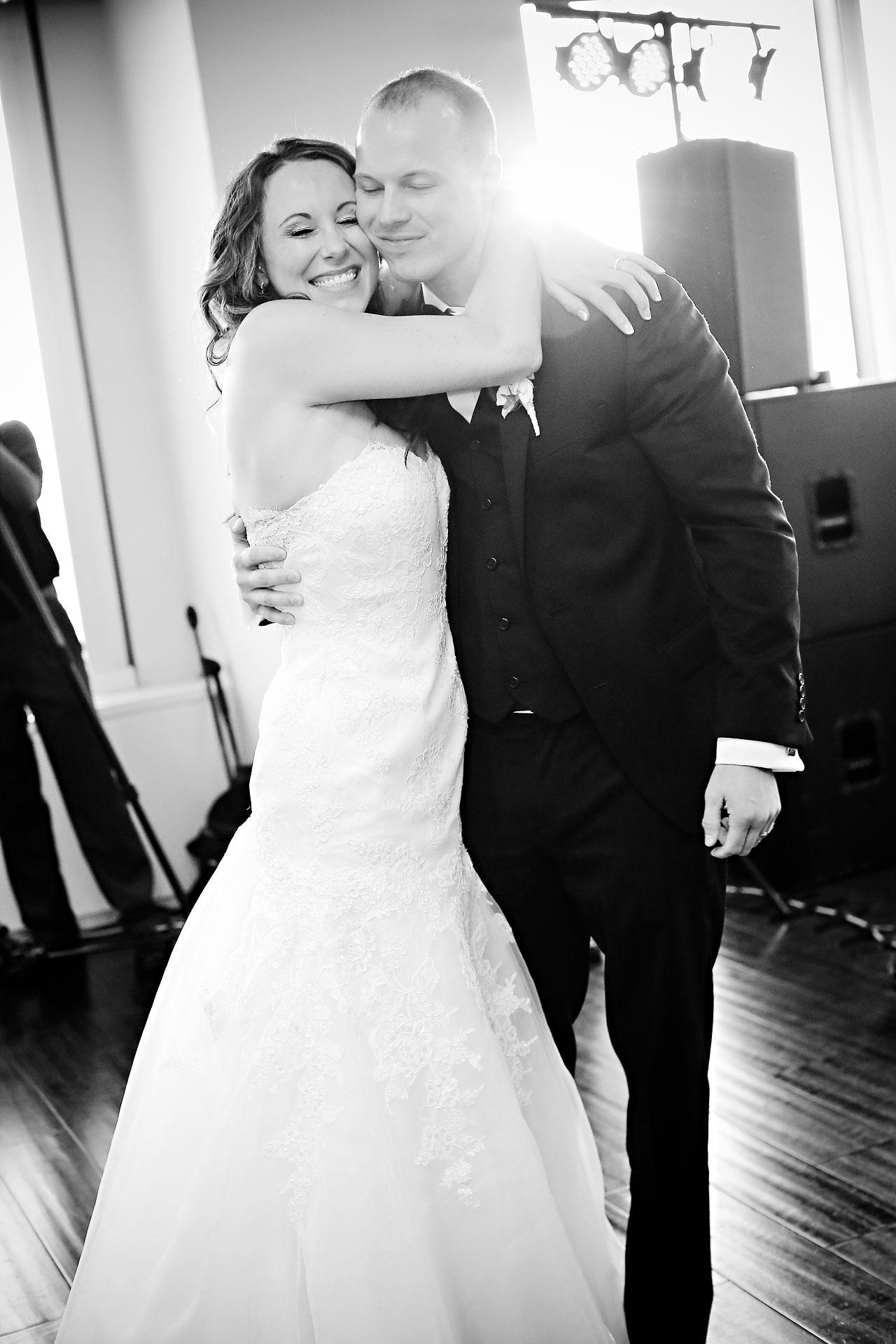 Alli Brett Indianapolis DAmore Wedding 315