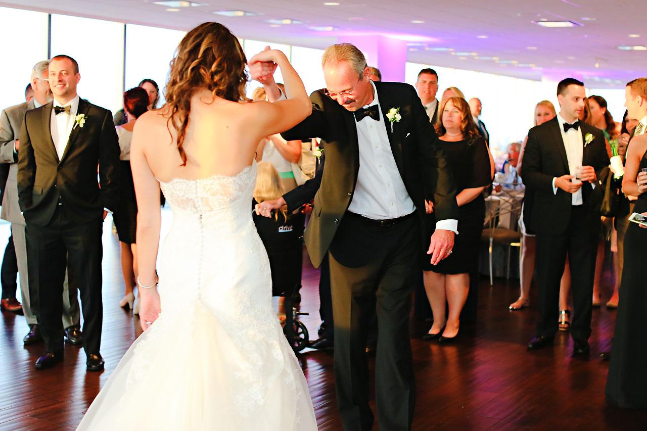 Alli Brett Indianapolis DAmore Wedding 316