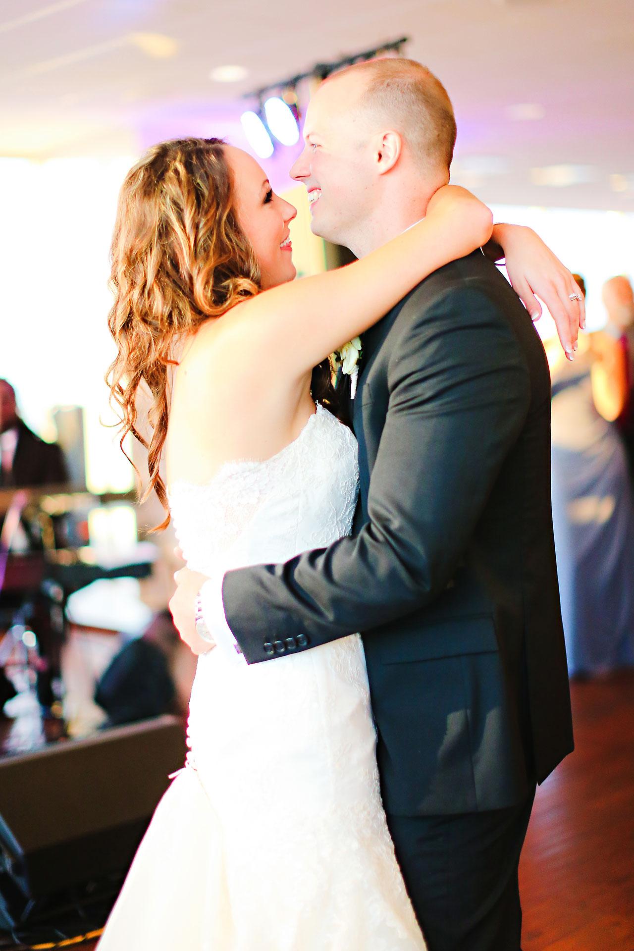 Alli Brett Indianapolis DAmore Wedding 314