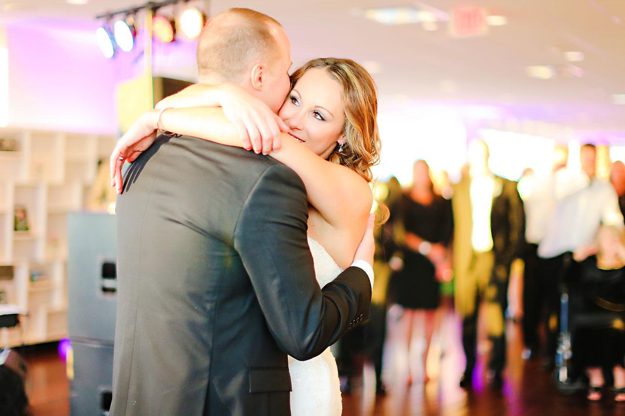Alli Brett Indianapolis DAmore Wedding 312