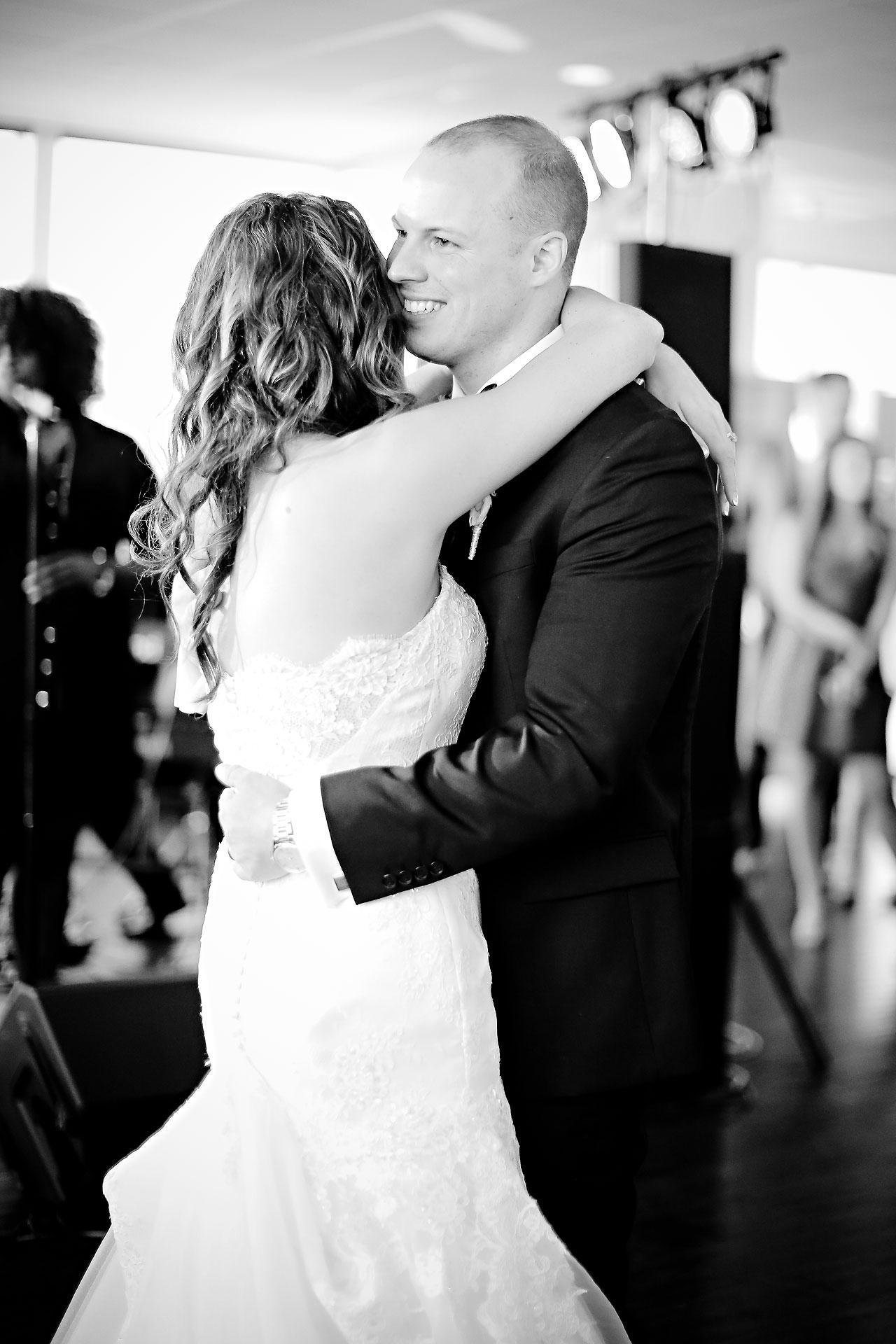 Alli Brett Indianapolis DAmore Wedding 313