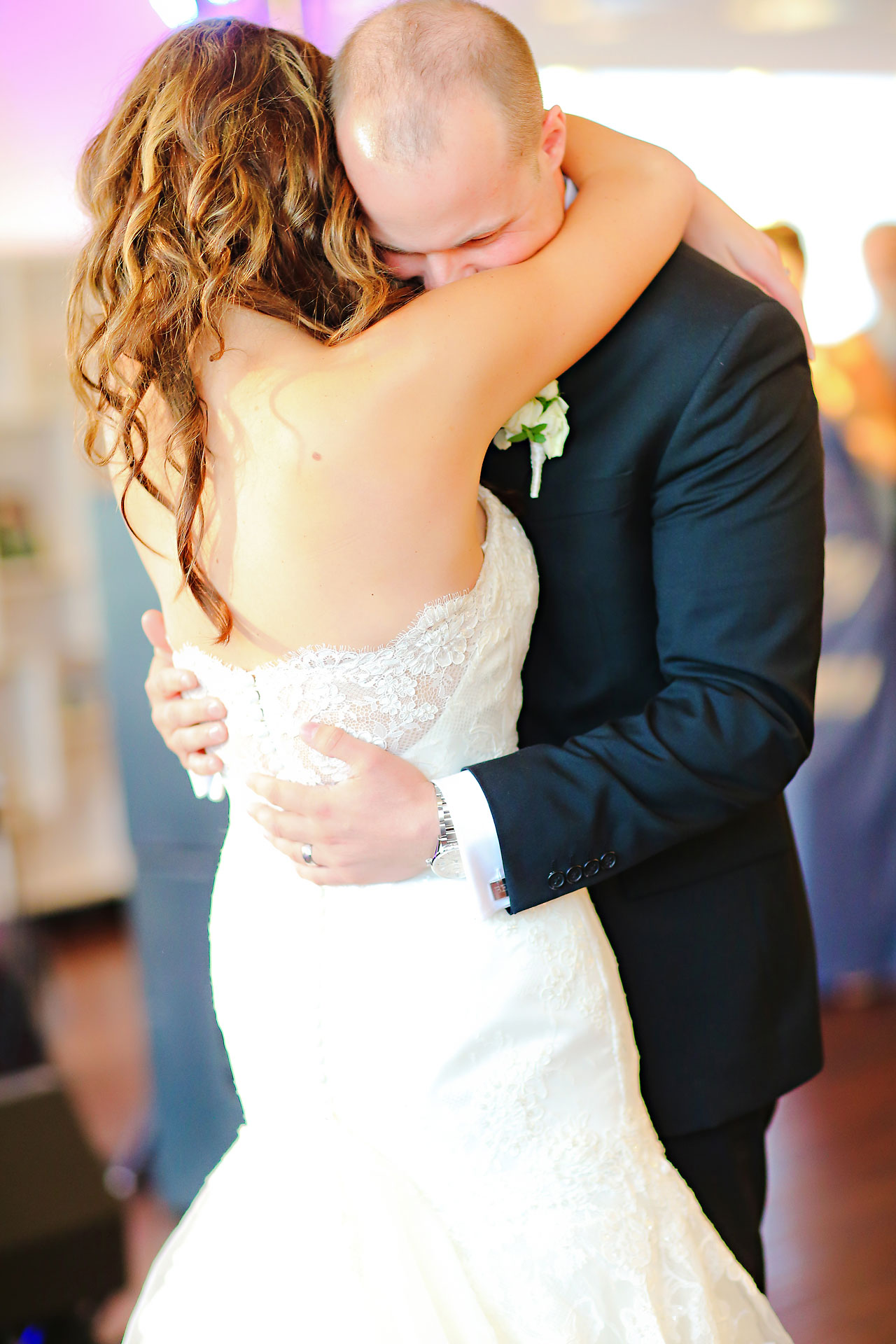Alli Brett Indianapolis DAmore Wedding 311