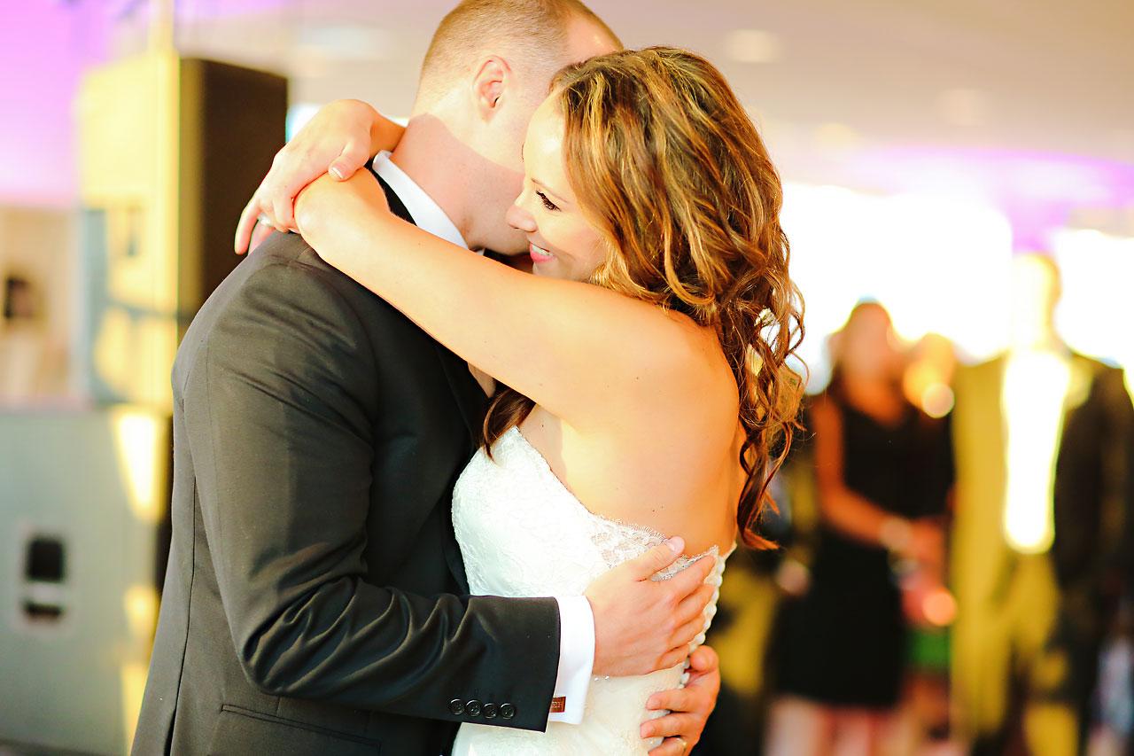 Alli Brett Indianapolis DAmore Wedding 309
