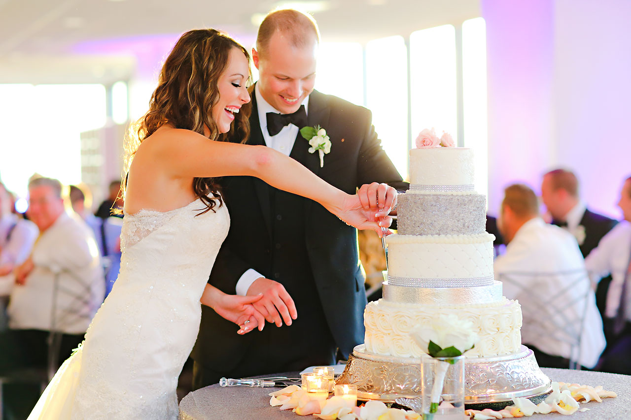 Alli Brett Indianapolis DAmore Wedding 307