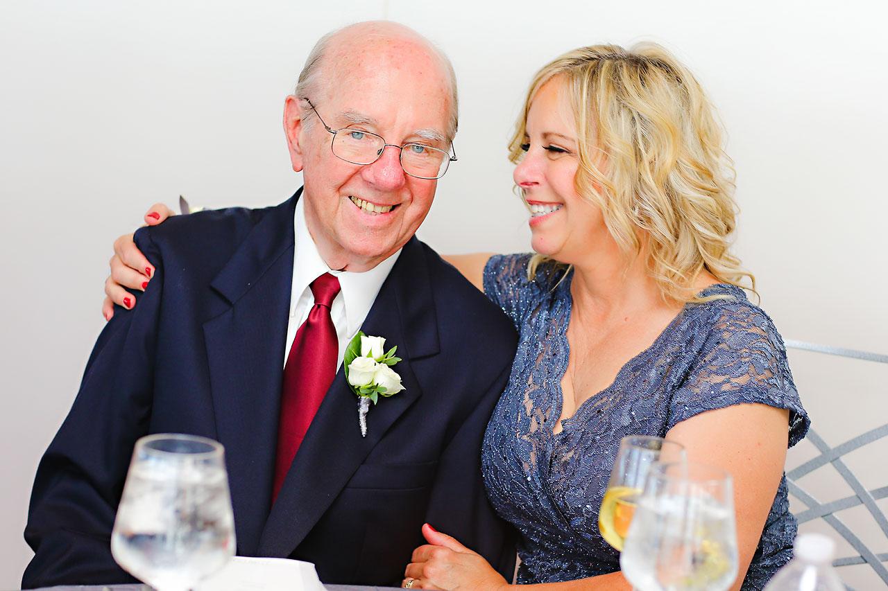 Alli Brett Indianapolis DAmore Wedding 288