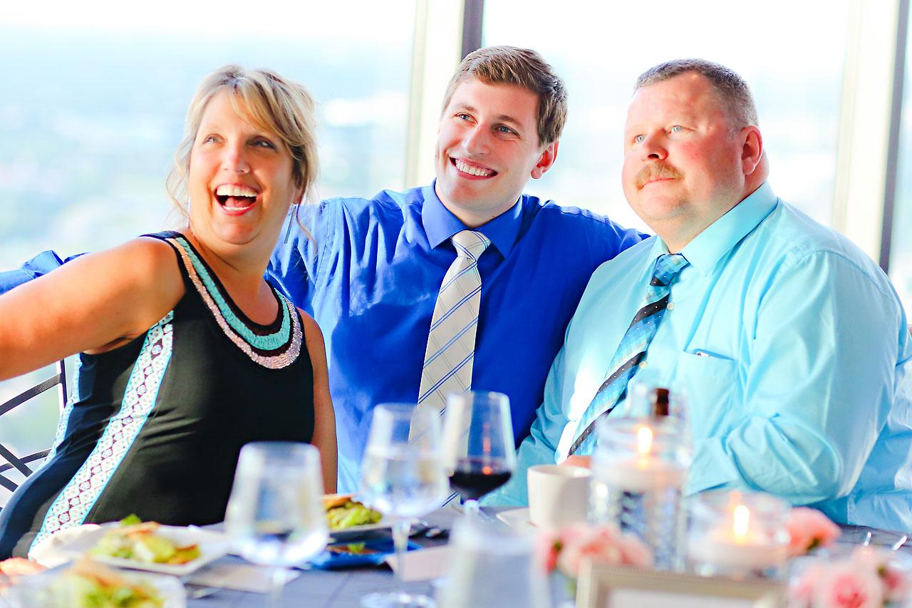 Alli Brett Indianapolis DAmore Wedding 287