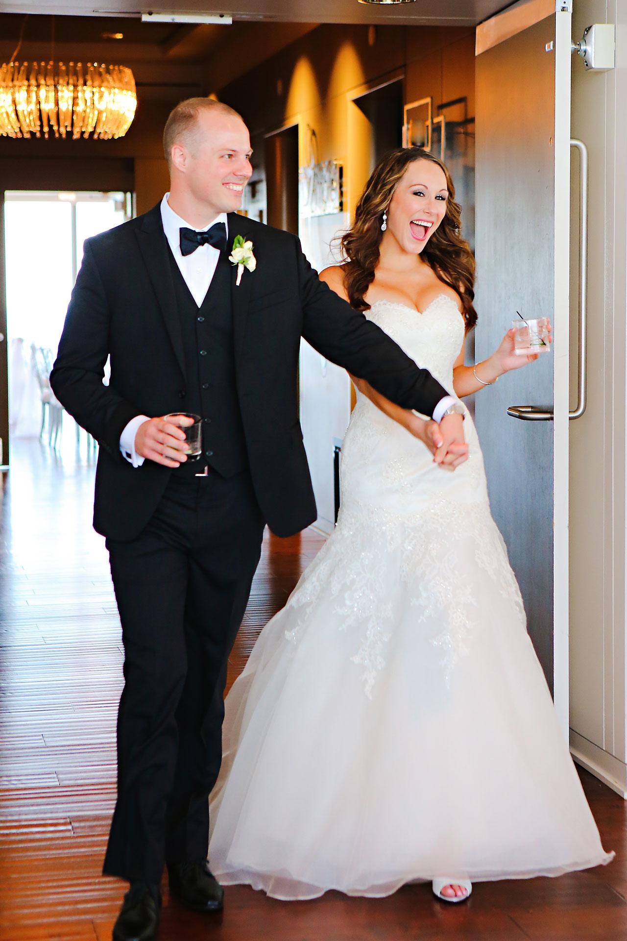 Alli Brett Indianapolis DAmore Wedding 277