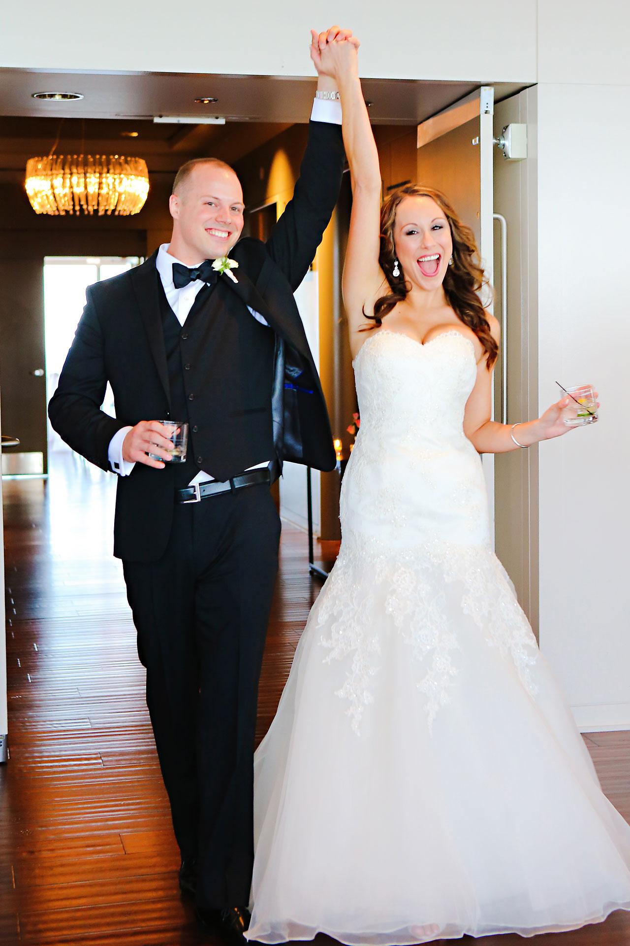 Alli Brett Indianapolis DAmore Wedding 278