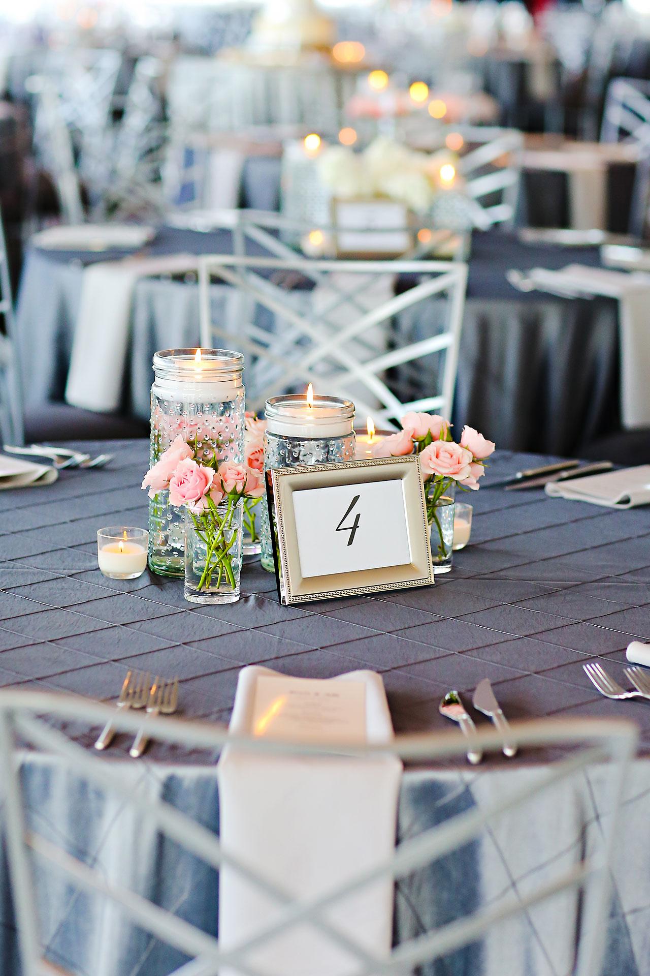 Alli Brett Indianapolis DAmore Wedding 272